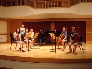 Quintet Coaching at Lamont Academy