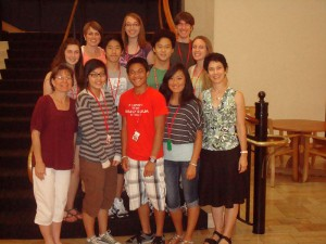 Lamont Academy Pianists