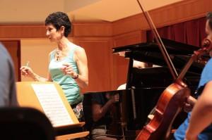 Coaching the Brahms Quintet