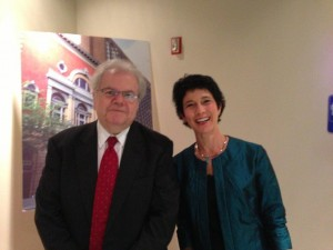 With Pianist Emanuel Ax