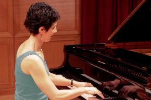 Beth Grace performing